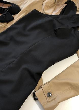 Новое короткое платье mango италия с красивой спиной спинкой два размера в наличии
