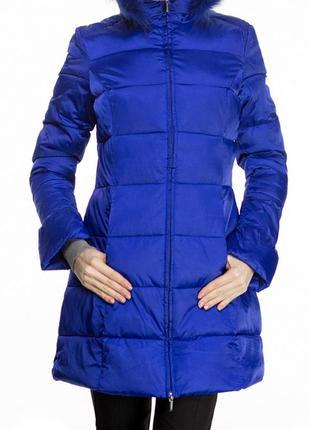 Яркая  красивая  куртка итальянского бренда phard,цвет ярко-синий чуть темнее чем на фото