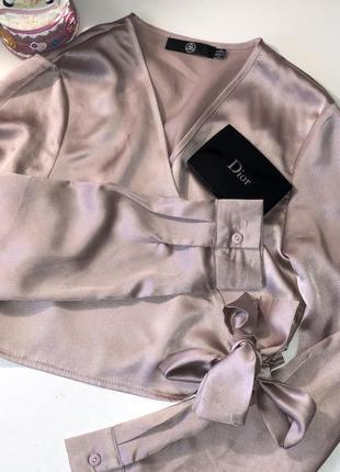Блузка блуза рубашка missguided