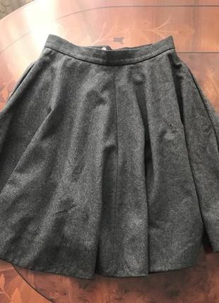 Брендовая юбка солнце