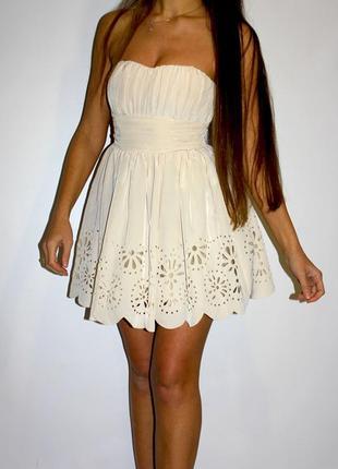 Платье бюстье, очень красивое!  - уценка товара --