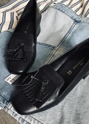 Идеальные туфли с бахромой