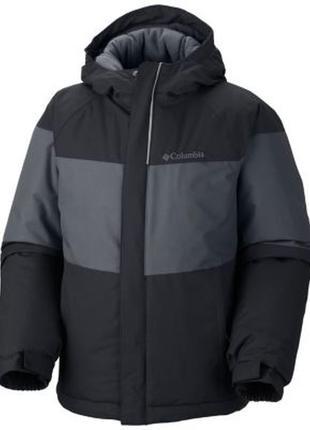 Классная детская куртка columbia, р. 6-7 оригинал
