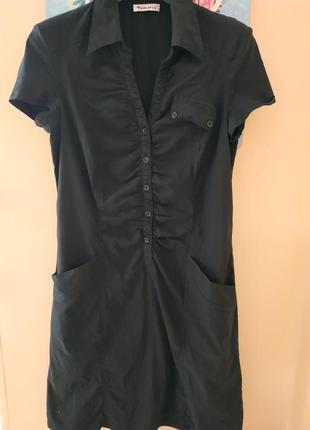 Лёгкое хлопковое платье от tamaris