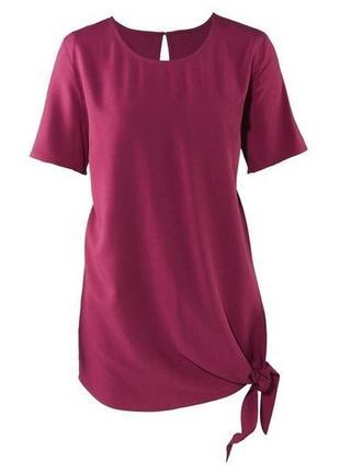 Шикарная блуза. германия.   56-58р