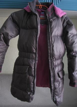 Хороша якісна куртка-пуховик  5.10.15.