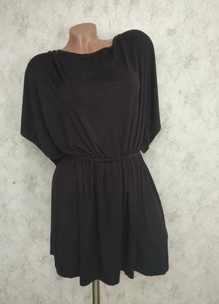 Платье с открытой спиной.ringspun.