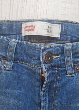 Брендовые классические джинсы4