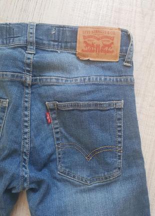 Брендовые классические джинсы3