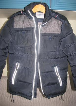 Куртка зимова grace