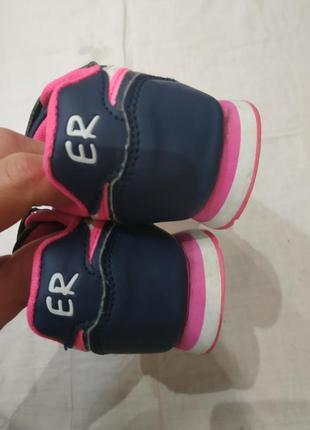Кроссовки  erino на 27-28 размер 17,5 см стелька4 фото