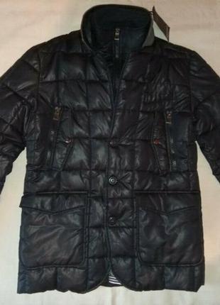 Куртка мужская alcott, р.l. новая демисезонная курточка