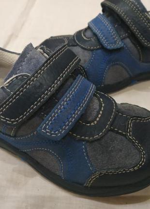 Clarks кроссовки на 24-25 размер