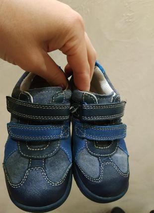 Clarks кроссовки на 24-25 размер6