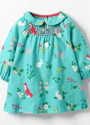 Платье для девочки-little maven