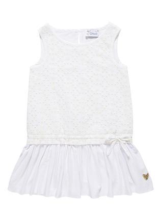 Платье chicco, р.104 - 4 года для девочки. новое, летнее
