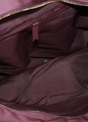 Сумка-трапеция, шоппер bershka, оригинал, шопер, с длинной ручкой, сатин, атлас8 фото