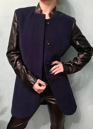 Стильное весеннее пальто