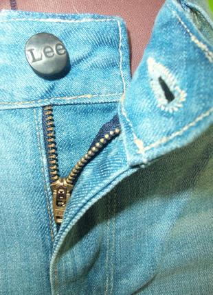 Шипокие  джинсы  lee alamo w30 l 334