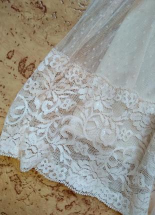 Нежное кружевное платье5 фото