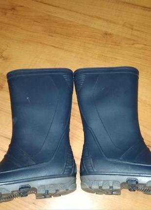 Чоботы для дождя, непромокаемые сапоги2