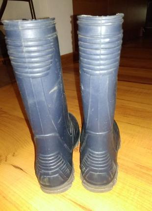 Чоботы для дождя, непромокаемые сапоги4