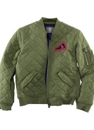 8-10 лет куртка бомбер h&m