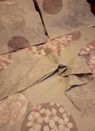 Комплект постельного белья двуспалка бязь голд2