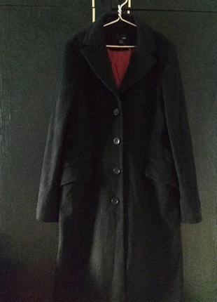 Длинное весенне-осеннее пальто