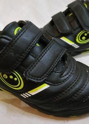 Кроссовки tribal с шипами,бутсы футбольные на 28 размер3