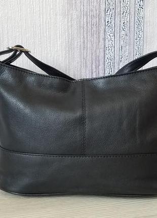 Clarks кожаная сумка кроссбоди. натуральная кожа. индия.
