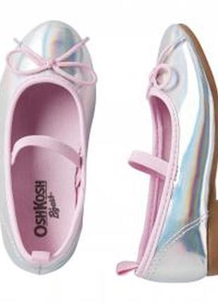 Туфли для девочек oshkosh
