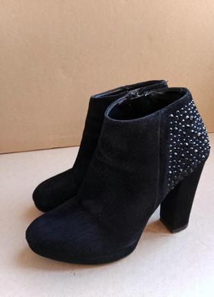 Женские демисезонные полусапожки ботинки бренд coco bella