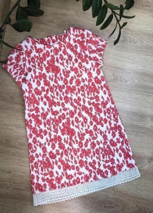 Стильное платье 10-12 лет