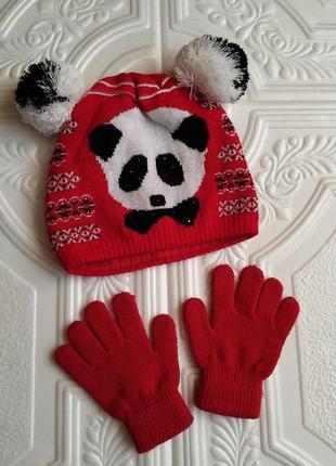 Пакет фирменных вещей (пальто, ботинки, шапка и перчатки)4