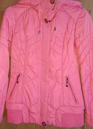 Куртка осень-весна демисезон 44-46