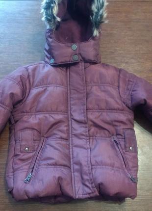 Куртка lupilu 1,5 -2 г ( 86-92 см).