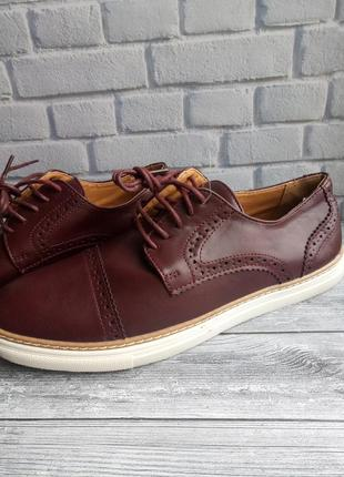 Туфли оксфорды primark 41р - 27 см, новые сток