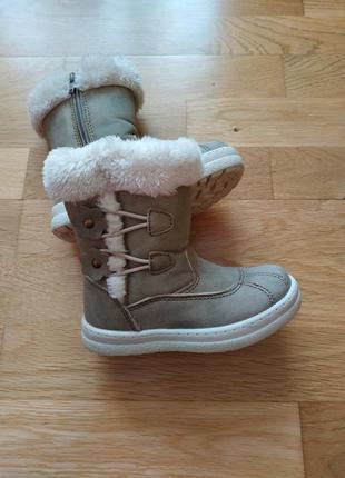 Ботинки, сапоги для девочки