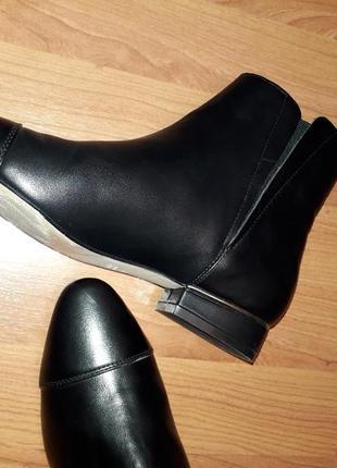 Мега крутые и стильные ботинки zara