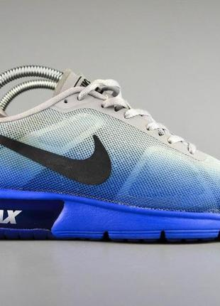 Мужские кроссовки nike air max sequent, р 40