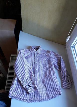 Рубашка mayoral 4
