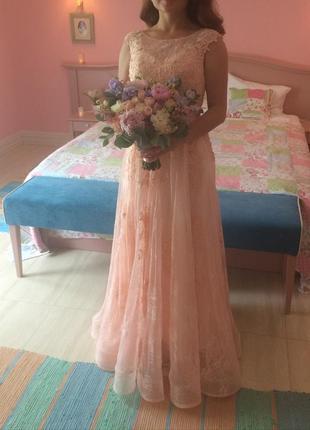 Свадебное,вечернее платье jovani