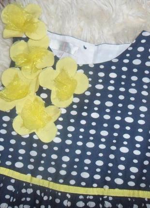 Ніжне платтячко на 7р,стан на 52 фото