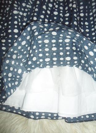 Ніжне платтячко на 7р,стан на 55 фото