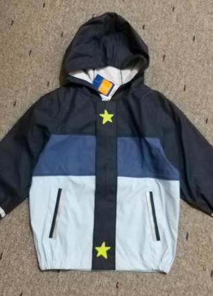 Куртка дождевик, без утеплителя, 110-116, германия5