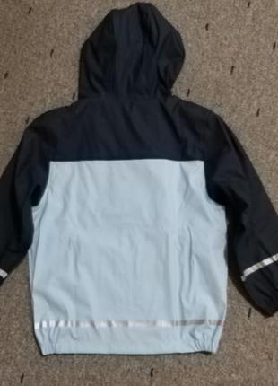 Куртка дождевик, без утеплителя, 110-116, германия6