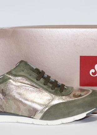 Semler женские кроссовки сникеры оригинал натуральная кожа