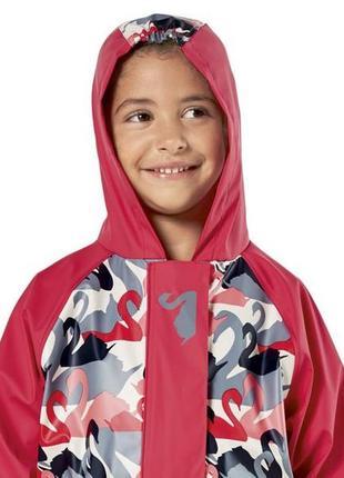Куртка дождевик, без утеплителя, 110-116, германия4 фото