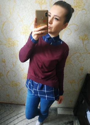Красивая кофта идеально на рубашки donna